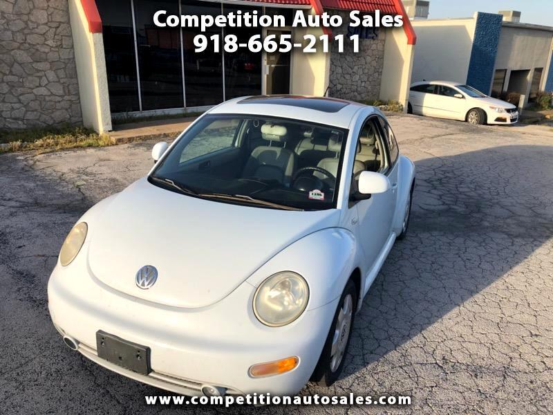 Volkswagen Beetle GLS 2.0 2000