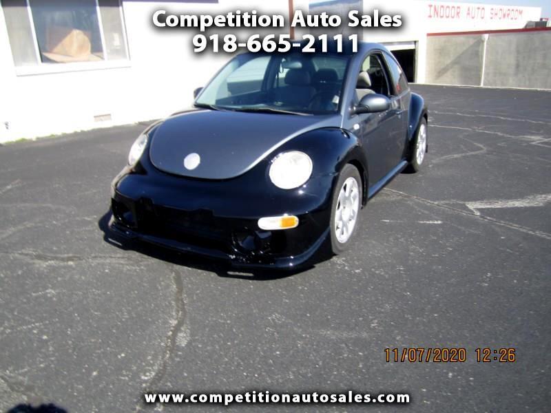 Volkswagen New Beetle GLX 1.8L 2003
