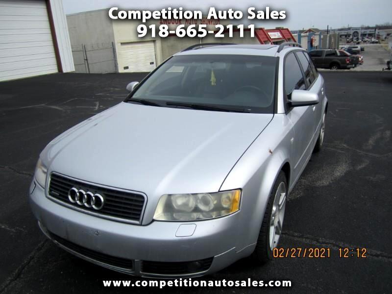 Audi A4 Avant 1.8T Quattro 2005