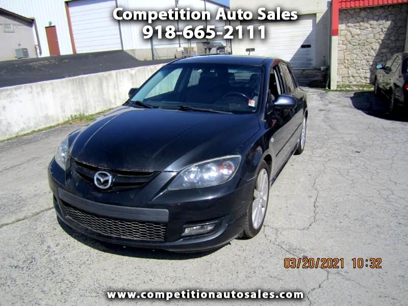 Mazda MAZDASPEED3 Grand Touring 5-Door 2007