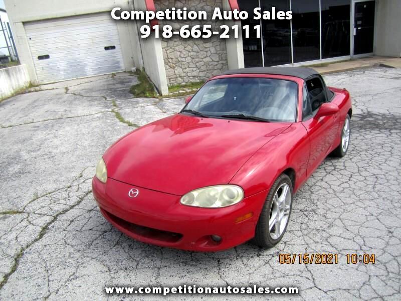 Mazda MX-5 Miata Base 2004