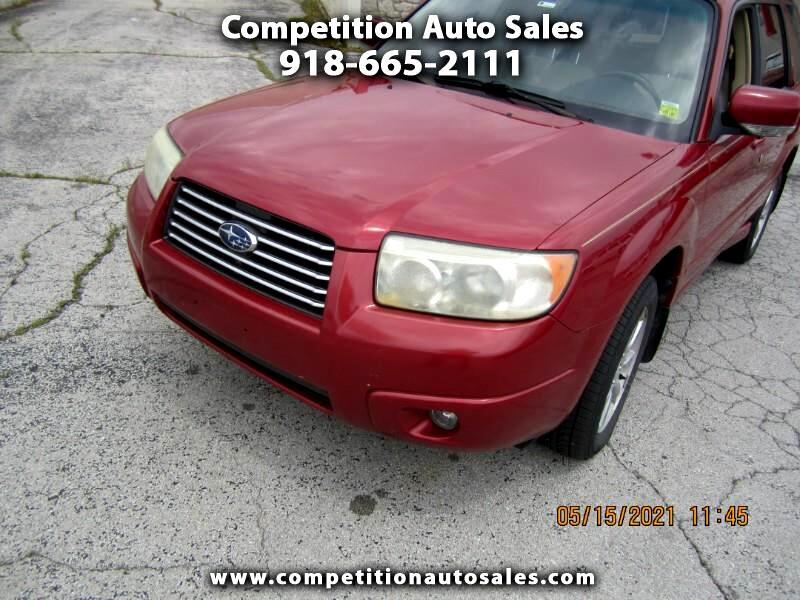 Subaru Forester 2.5X Premium 2006