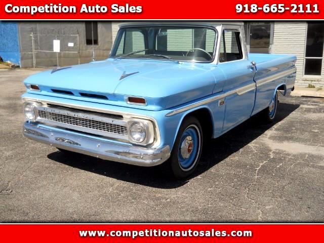 1966 Chevrolet Trucks C10 Custom