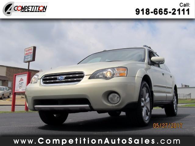 2005 Subaru Outback 3.0R L.L.Bean Edition Wagon