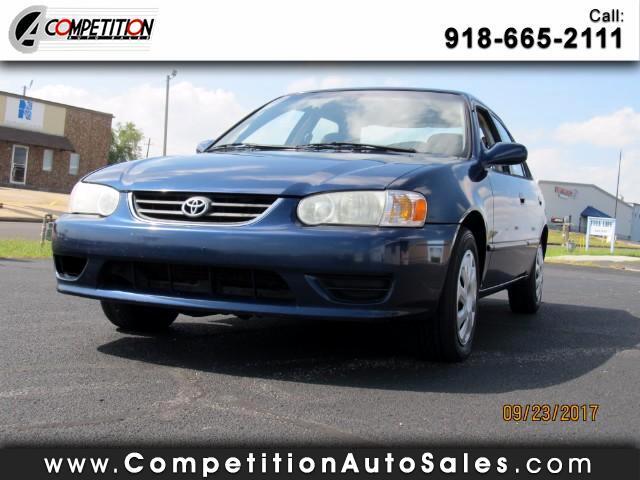 2001 Toyota Corolla 4dr Sdn Auto LE (Natl)