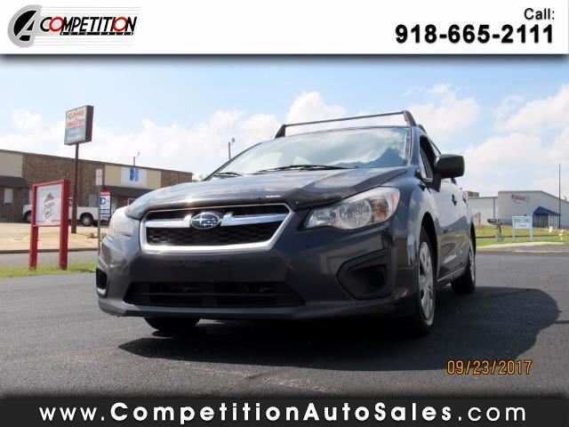 2013 Subaru Impreza Base 5-Door