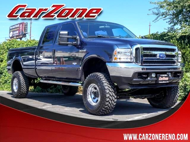 2002 Ford F-250 SD Lifted 7.3 Legendary Powerstroke!