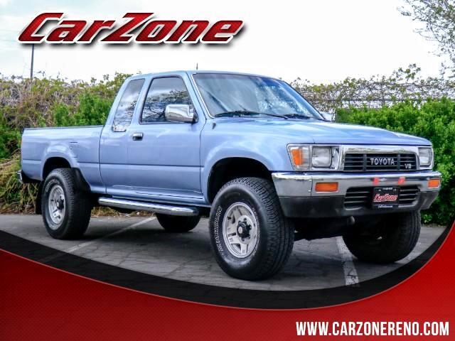 1991 Toyota Pickup SR5 V6 Xtracab 4WD