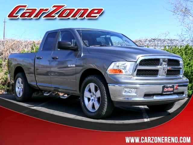 2009 Dodge Ram 1500 SLT Plus Quad Cab Short Bed 4WD