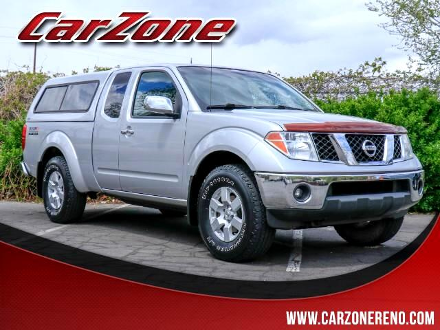 2005 Nissan Frontier King Cab NISMO 4WD
