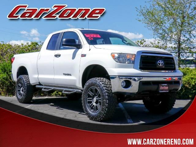 2012 Toyota Tundra Double Cab 4WD