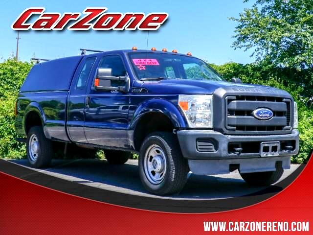 2011 Ford F-350 SD FX4 SuperCab 4WD