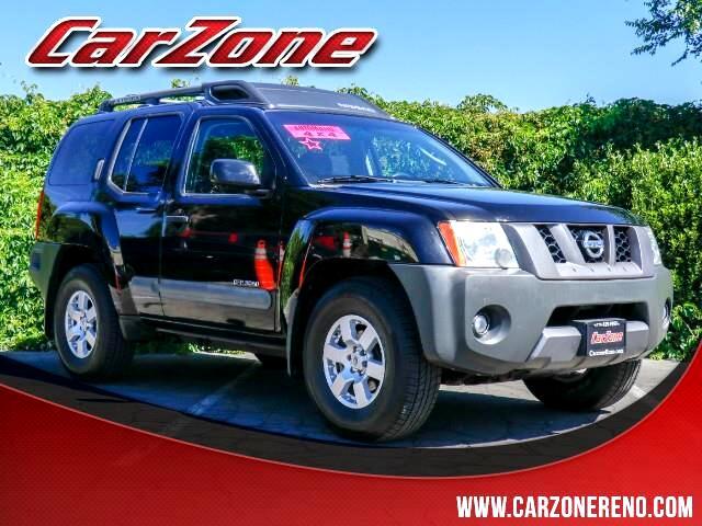 2007 Nissan Xterra OR 4WD