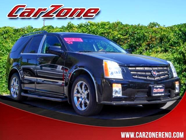 2007 Cadillac SRX Premium Collection AWD