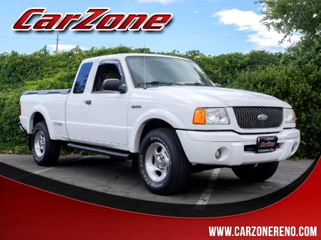 2001 Ford Ranger Edge SuperCab 4.0 4WD
