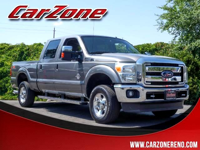2011 Ford F-250 SD FX4