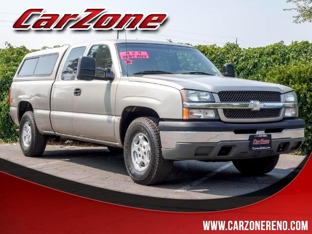 2003 Chevrolet Silverado 1500 Z71 Ext. Cab Short Bed
