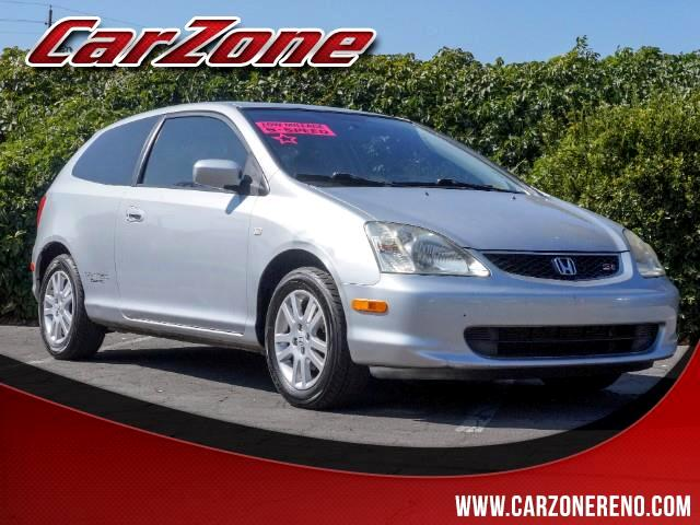2002 Honda Civic Si Hatchback