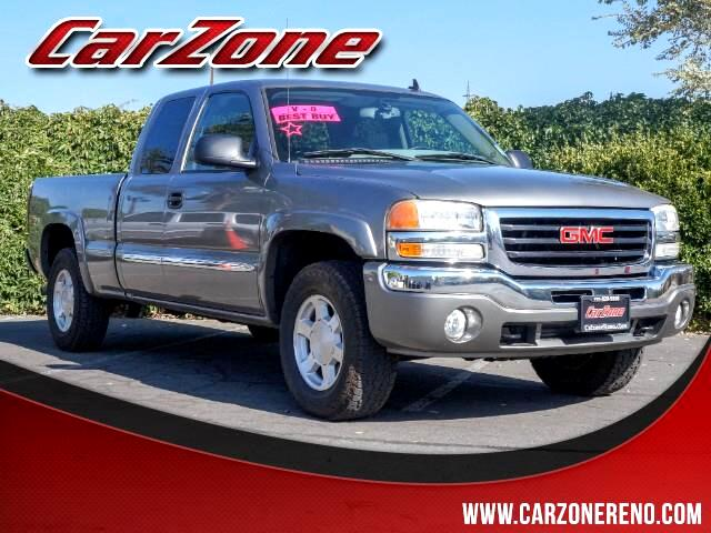 2006 GMC Sierra 1500 SLT Ext. Cab Short Bed 4WD