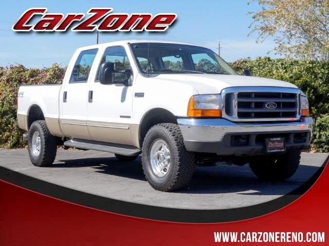 2000 Ford F-350 SD Legendary 7.3 Lariat Crew Cab 4WD Short Bed