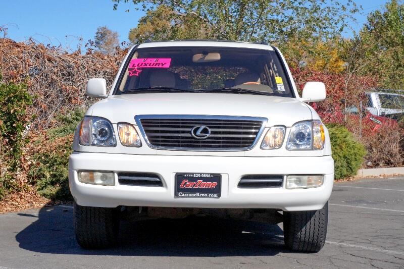 2000 Lexus LX 470 4dr SUV