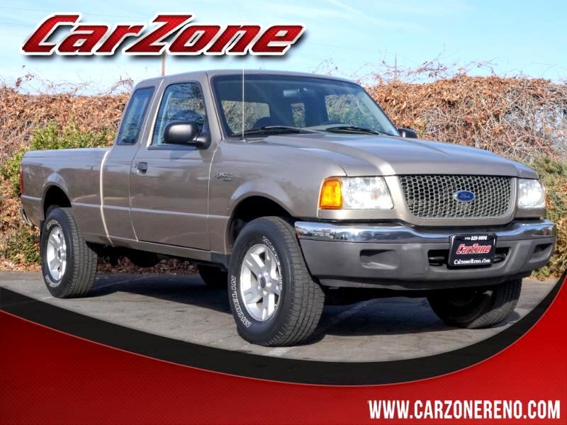 2003 Ford Ranger 4dr Supercab 4.0L XLT FX4 4WD