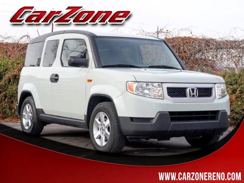 2009 Honda Element 4WD EX-P AT