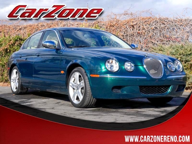 2008 Jaguar S-Type 4.2