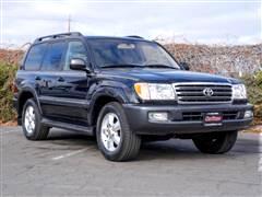 2005 Toyota Land Cruiser