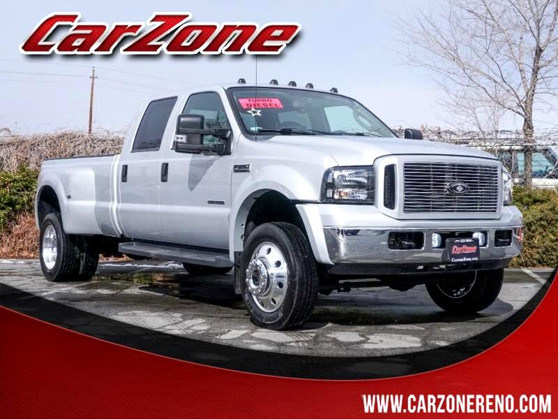 2007 Ford F-550 Super Duty Lariat