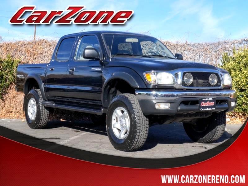 2002 Toyota Tacoma Double Cab V6 4WD