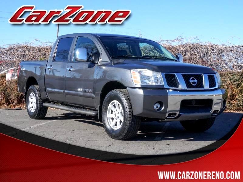 2005 Nissan Titan LE Crew Cab 4WD