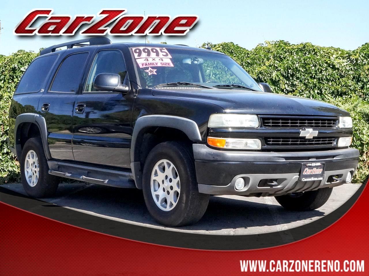 2004 Chevrolet Tahoe 4dr 1500 4WD Z71