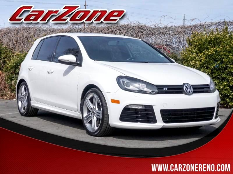 2013 Volkswagen Golf R 4 Door