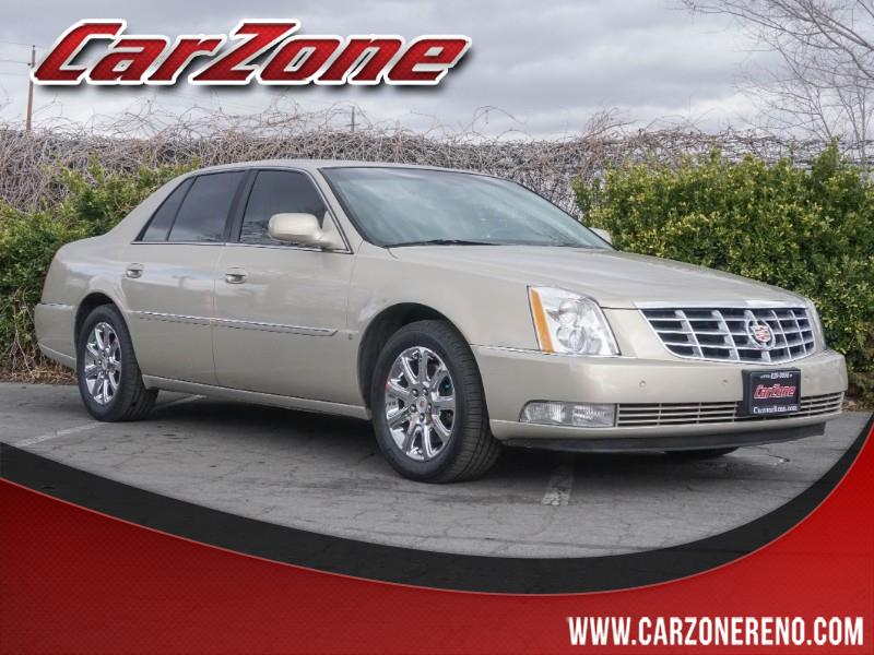 2009 Cadillac DTS V8