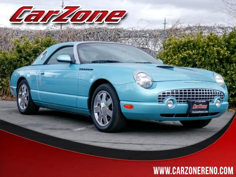 2002 Ford Thunderbird Deluxe Hardtop