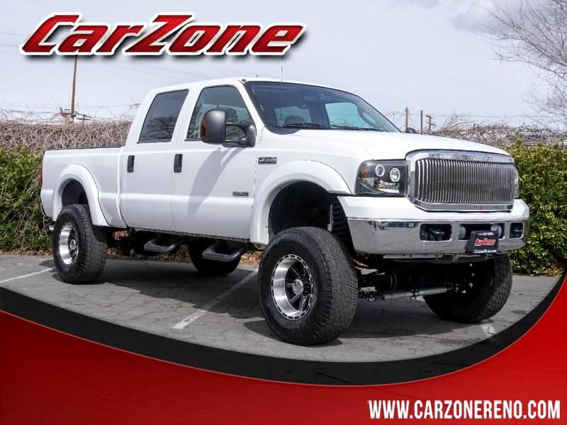 2006 Ford F-250 SD Crew Cab 156