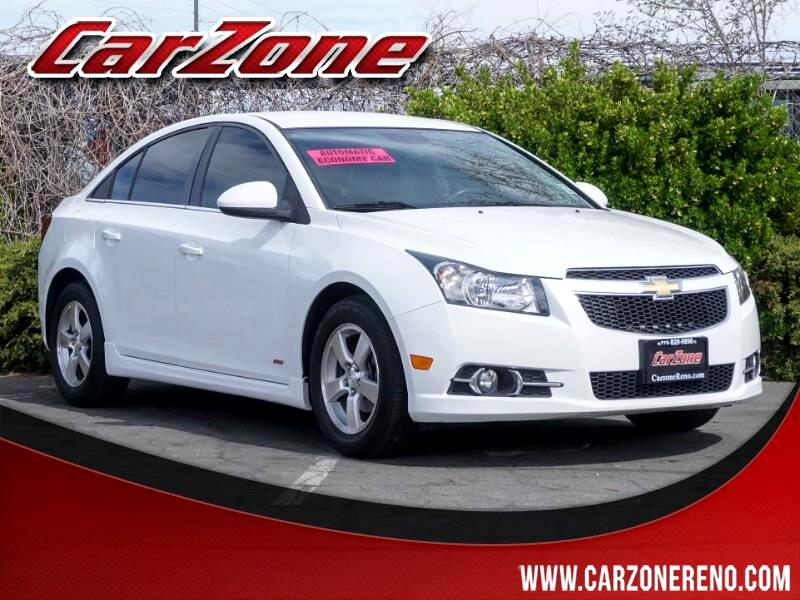 2014 Chevrolet Cruze LT RS