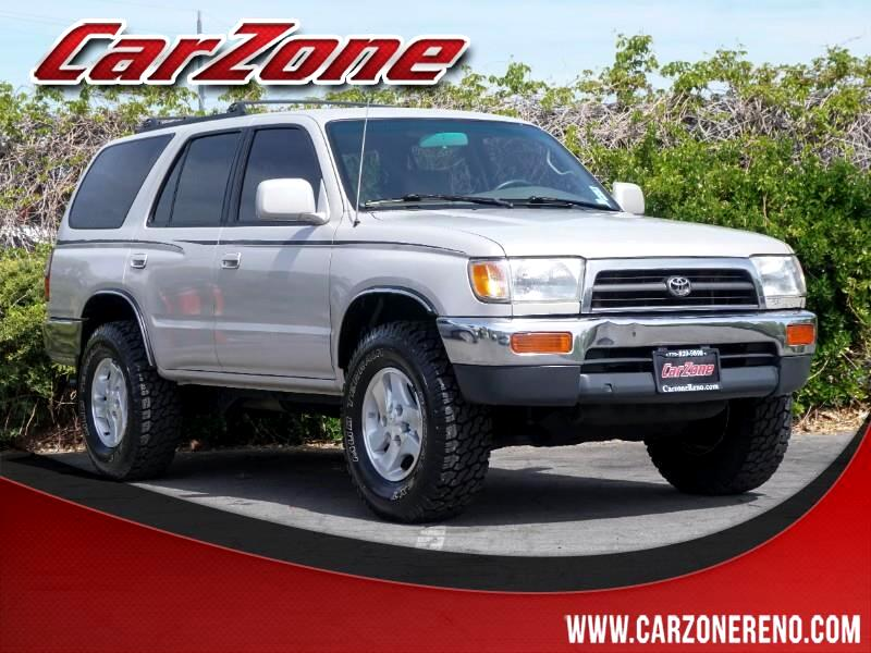 1998 Toyota 4Runner 4dr SR5 3.4L Auto 4WD