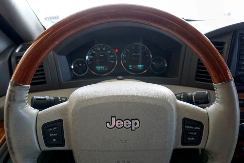 2006 Jeep Grand Cherokee 4dr Overland