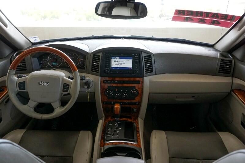 Jeep Grand Cherokee 4dr Overland 2006