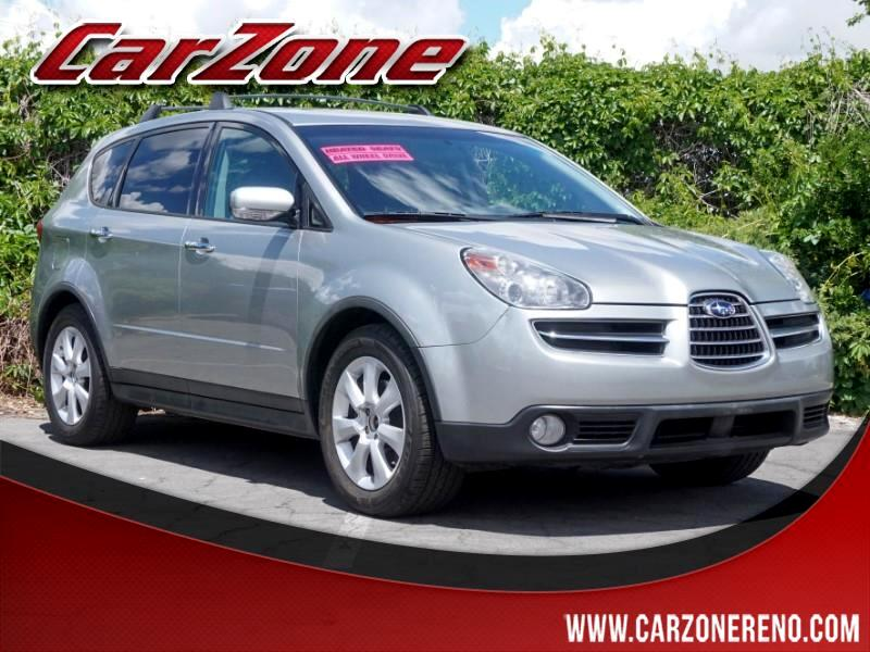 2006 Subaru B9 Tribeca 7-Pass Gray Int