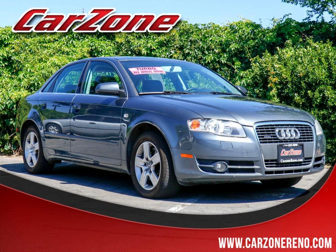 2005 Audi A4 2005.5 4dr Sdn 2.0T quattro Auto