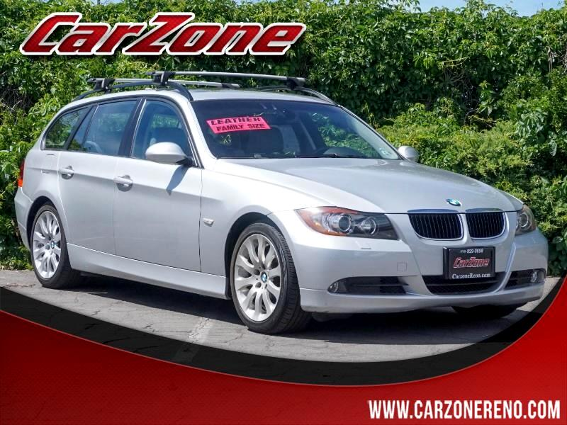 2007 BMW 3-Series Sport Wagon 4dr Sports Wgn 328xi AWD