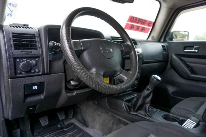 HUMMER H3 4WD 4dr SUV 2008