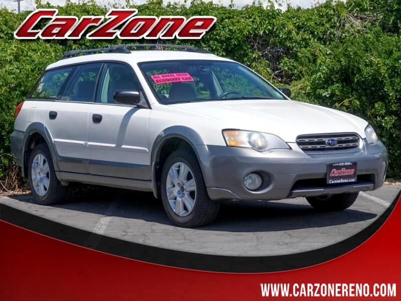 2005 Subaru Outback Outback 2.5i Auto