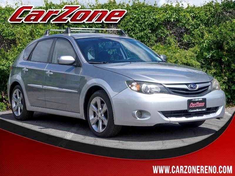 2011 Subaru Impreza 5dr Auto Outback Sport