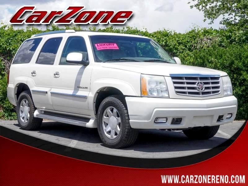 2002 Cadillac Escalade 4dr AWD