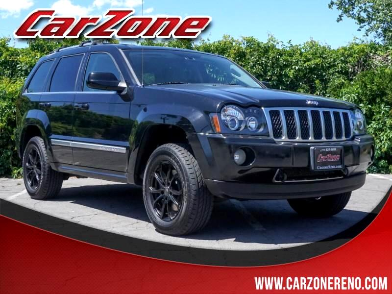 2007 Jeep Grand Cherokee 4WD 4dr Overland