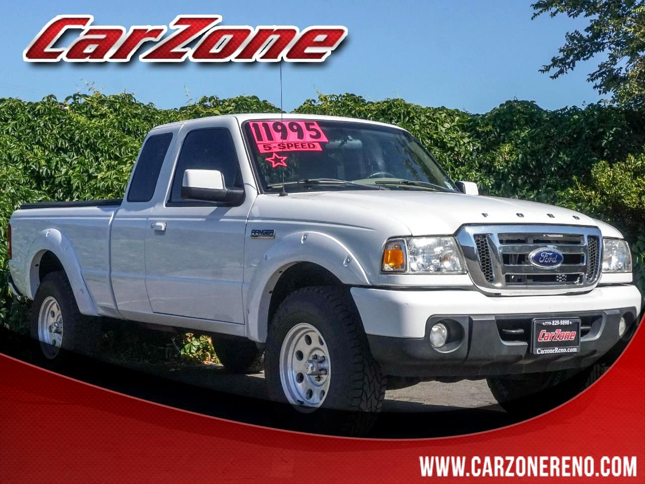 2008 Ford Ranger 4WD 2dr SuperCab 126
